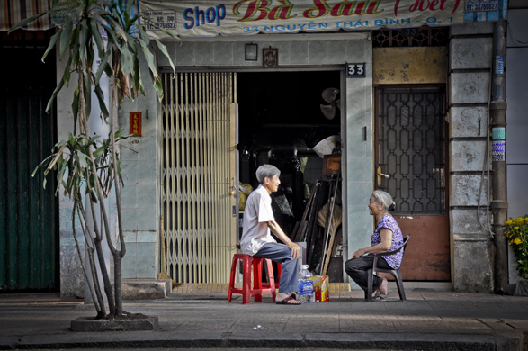 Ho Chi Minn, Travel, Vietnam, Saigon