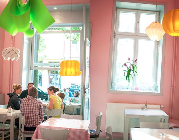 Cafe Berlin, Travel, Germany