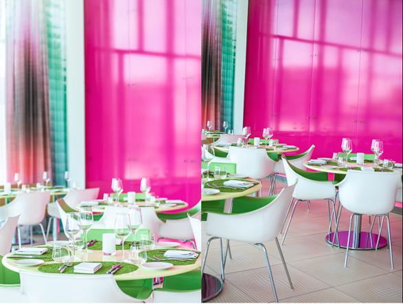 Nhow Hotel, Karim Rashid, Berlin, Design, Interior