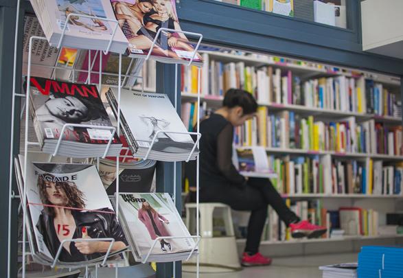 Pro Qm, Berlin, Germany, Books