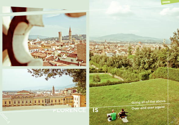 Florence, Italy, SisterMag, Travel