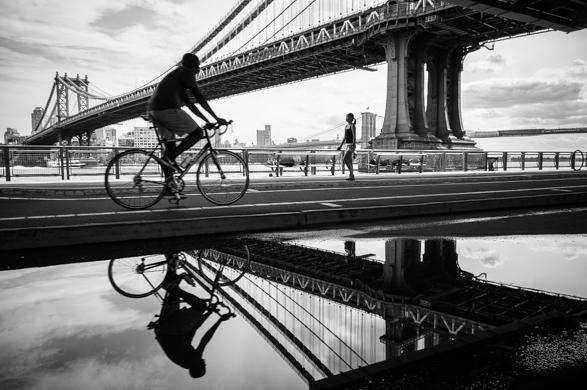 Guillaume Gaudet, NY Noir, Window or Aisle