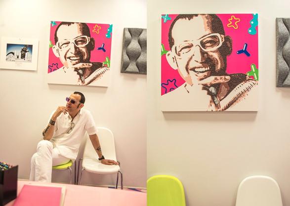 Karim Rashid, Design, Lifestyle