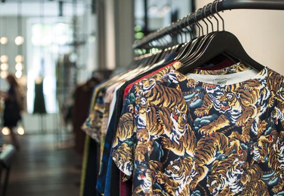 Antwerp, Clothing