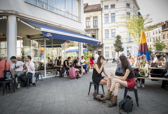 Vitrin, Antwerp, Flanders