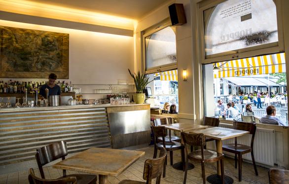 Cafe Hopper, Antwerp, Flanders