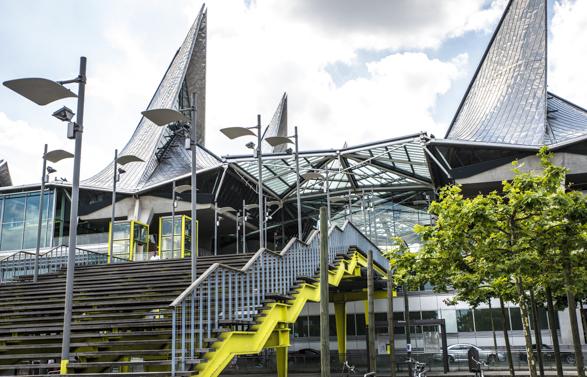 Antwerp, Flanders, Law Courts