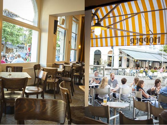 Cafe Hopper, Flanders, Antwerp