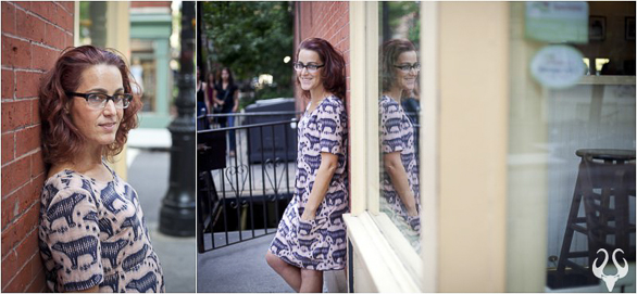 New Yorker for a Day, New York, West Village