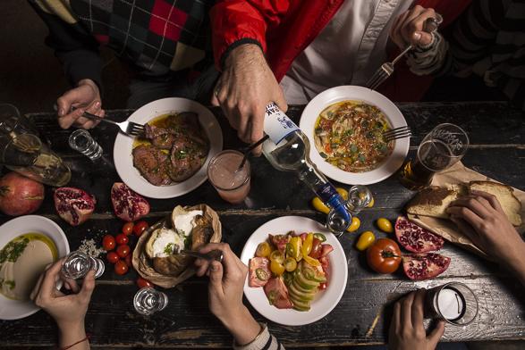 Feasts of Tel Aviv, Travel+Leisure