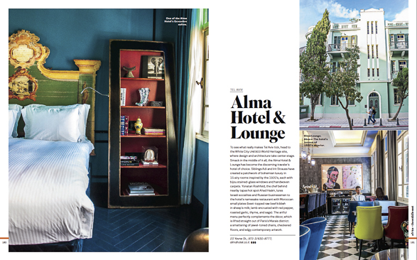 Travel + Leisure; The World's Greatest Hotels, 2014 Edition