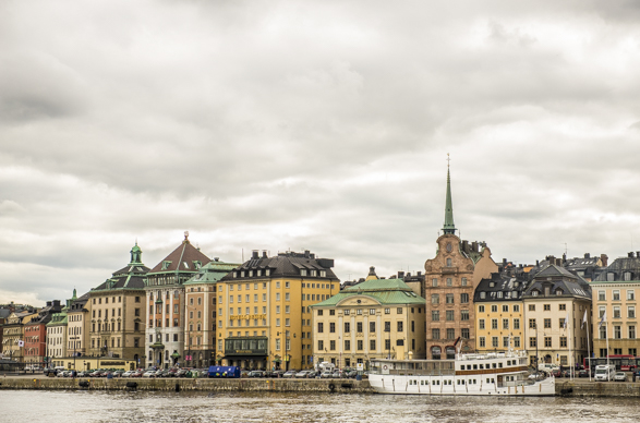 Stockholm, The Venice of Scandinavia