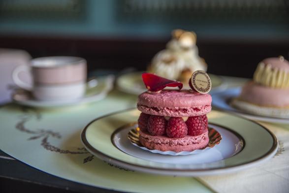 Patisseries in Paris