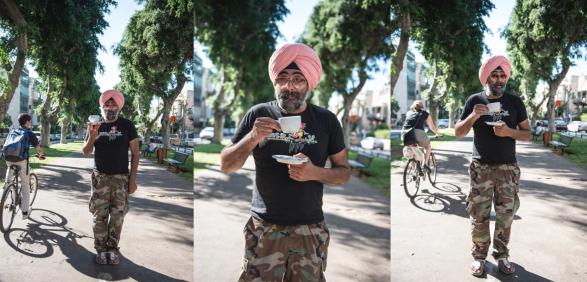 Tel Aviv's Vegan Scene