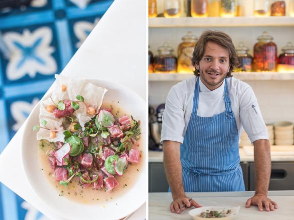 Chevicheria, Chef Kiko Martins, Lisbon, Food, Virtuoso